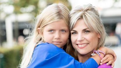 """Tanja Dexters woont samen met haar vriend: """"Mijn nieuwe gezin sterkt me aan. En Valentina is blij met haar stiefbroertje"""""""