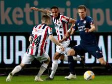 LIVE | PSV leidt na overtuigende eerste helft tegen tam Willem II