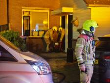 Brandweer rukt uit voor nachtelijk brandje in huis