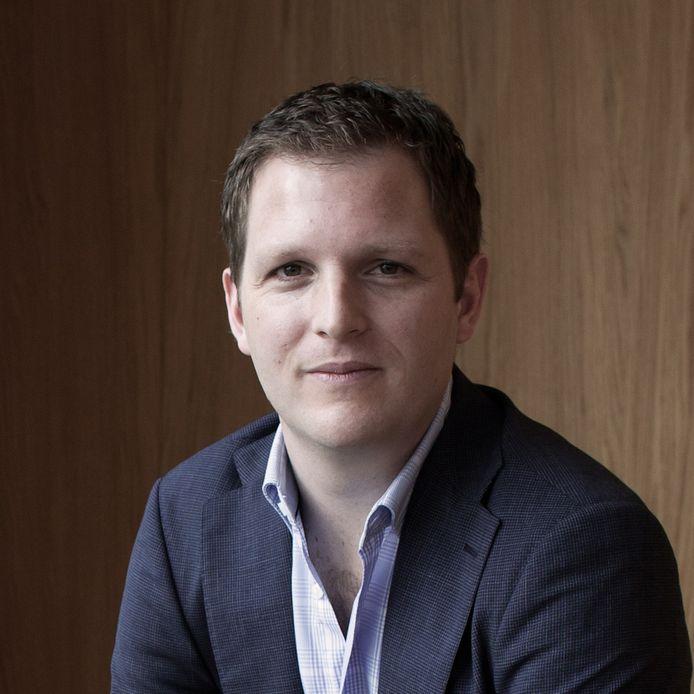 De uit Eindhoven afkomstige Niek van Leeuwen is directeur van Uber Nederland.