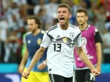 Müller: Deze zege geeft ons vleugels
