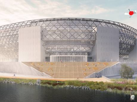 Rekenkamer pittig: 40 miljoen euro voor nieuw Feyenoordstadion rammelt, raad is 'gedwongen'