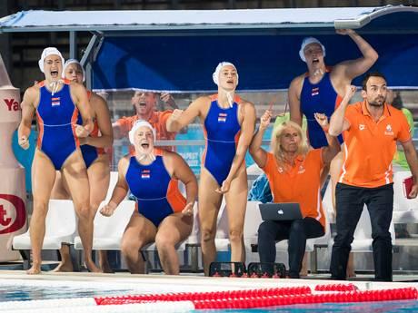 Protest van waterpolosters afgewezen, Oranje uitgeschakeld op WK