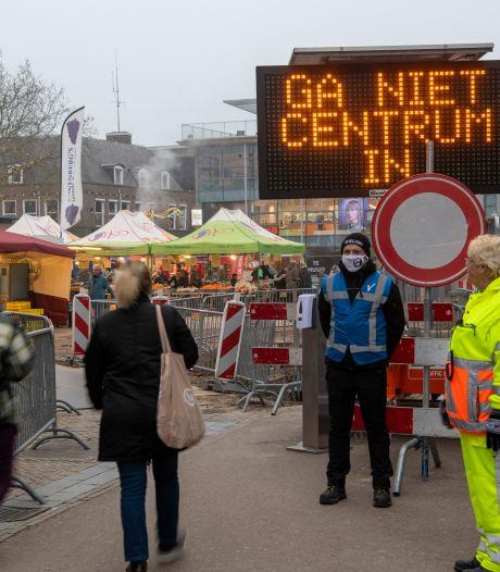 Het is te druk in de steden: politie roept mensen in Apeldoorn op naar huis te gaan