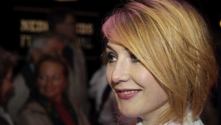 Carice van Houten speelt een van de hoofdrollen in een nieuwe dramaserie op de NCRV. Foto ANP Beeld