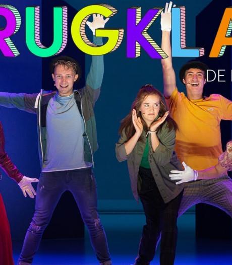 Sterk acteren redt het slappe verhaal van musical Brugklas