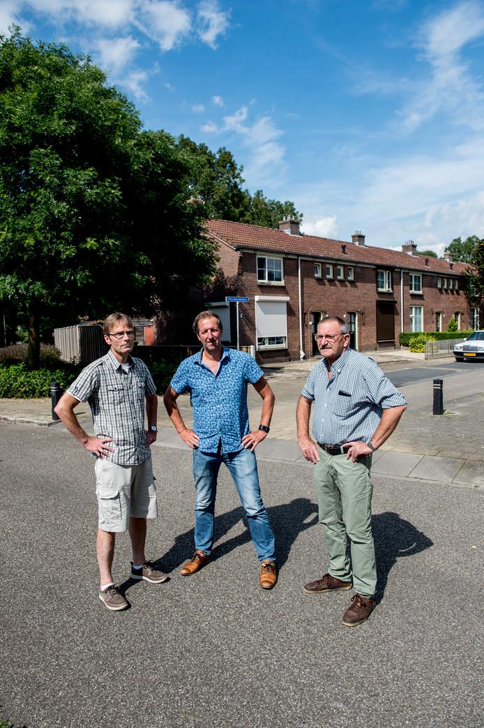 Buurtbewoners hebben overlast van metaalrecyclebedrijf Steenbergen.