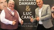 Luc Caals en Dennie Damaro gaan samen op tournee en brengen hun eigen versie van klassiekers Will Tura en André Hazes