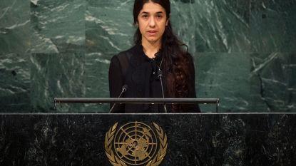 """Laureate Nobelprijs Vrede: """"Prijs voor alle slachtoffers van seksueel misbruik"""""""