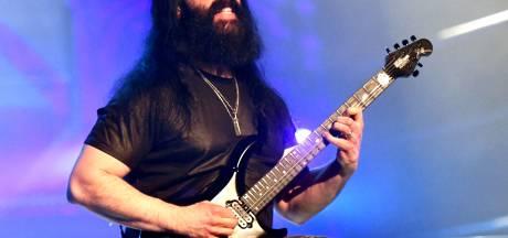 Dream Theater-gitarist John Petrucci naar Bergen op Zoom voor prestigieuze gitaarprijs: 'Weer heel bijzonder'