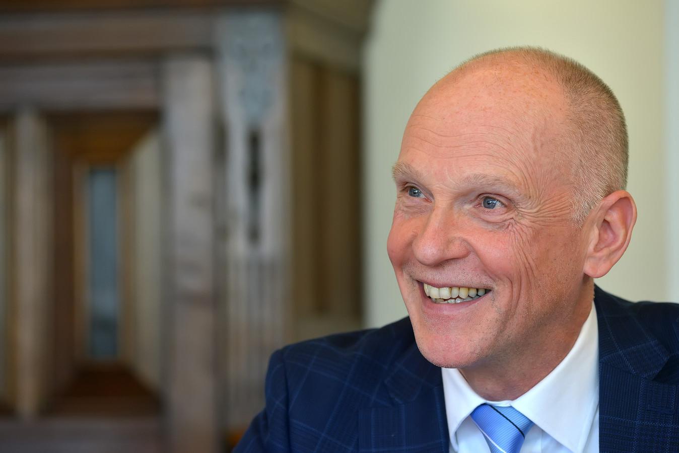 Marcel Fränzel wordt de waarnemend burgemeester van de nieuwe gemeente Altena.