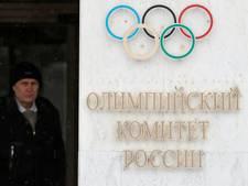 Dubbele screening Russische wintersporters