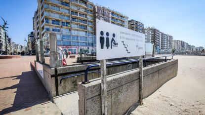 De Panne betaalt 144.000 euro voor poetsen van de wc-gebouwen bij het strand