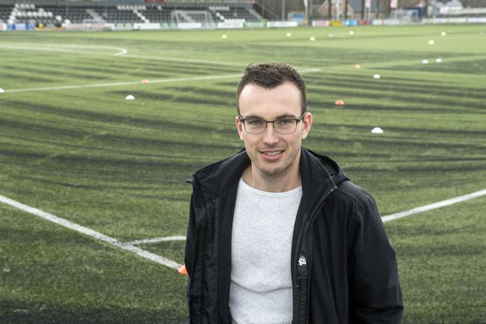 ATC-coach Roy de Vos.
