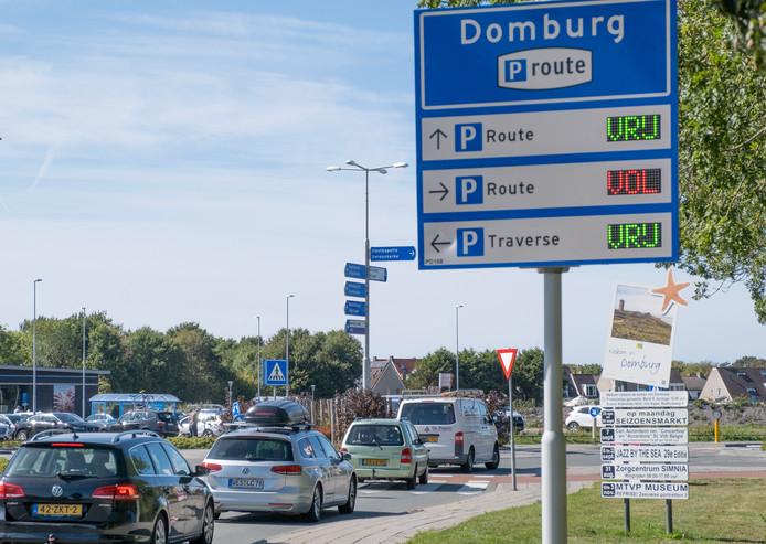 Parkeren in Domburg