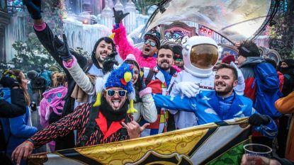 """""""Dansen met skilaarzen: het kán"""": Netsky bouwt feestje op Tomorrowland Winter"""