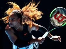 Serena Williams lijkt klaar voor snelle rentree