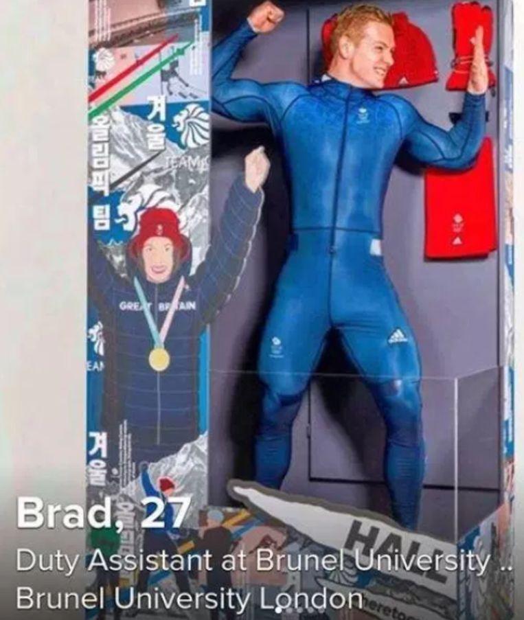 Brad Hall.