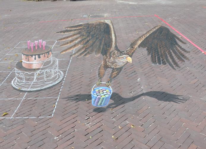 World Street Painting Arnhem.