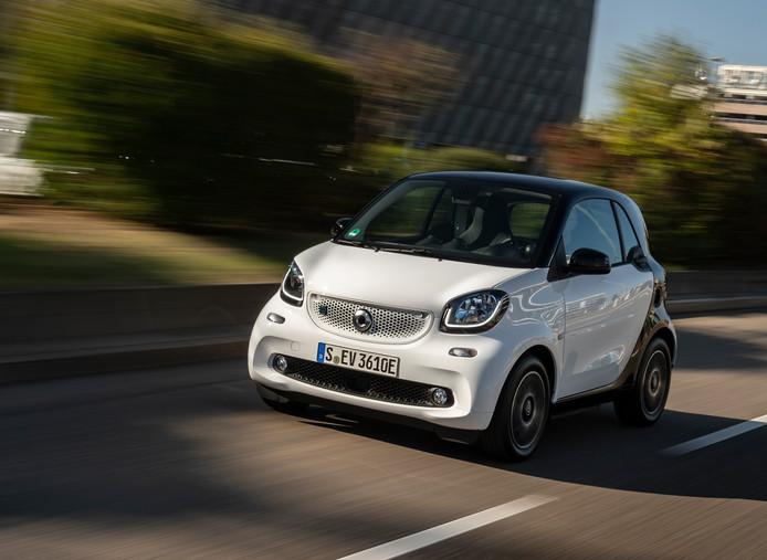 Smart Verkoopt Vanaf Volgend Jaar Alleen Nog Elektrische Auto S