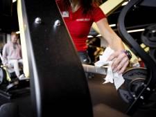 Ondanks beperkingen door corona is sportschool weer in trek