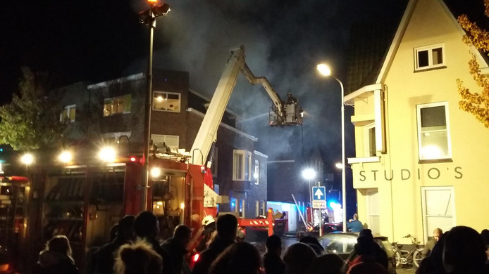 Brand in appartement (3)
