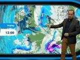Zondag valt er mogelijk wat sneeuw in deze provincie