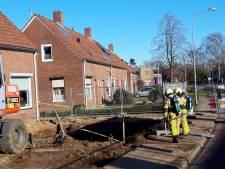 Gasleiding geraakt na afgravingen asbest in Dinxperlo: gat gedicht door Liander