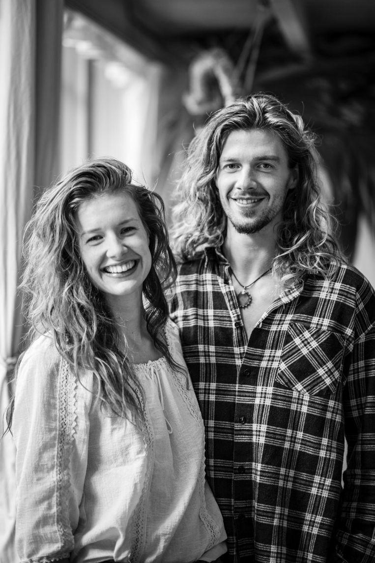 Carlijn Claire Potma en Robin Voss Beeld Neeltje de Vries