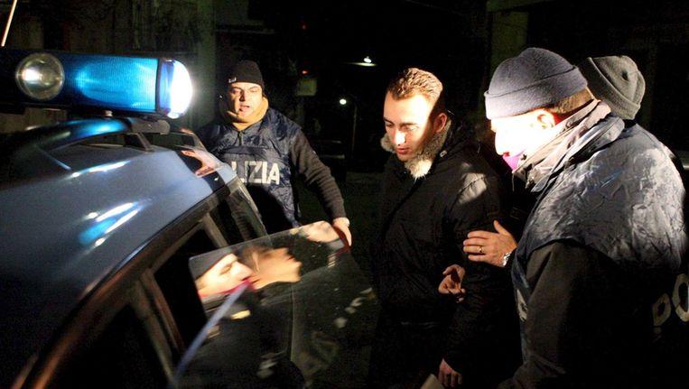Politie pakt voortvluchtig maffialid op in Nieuwegein | De