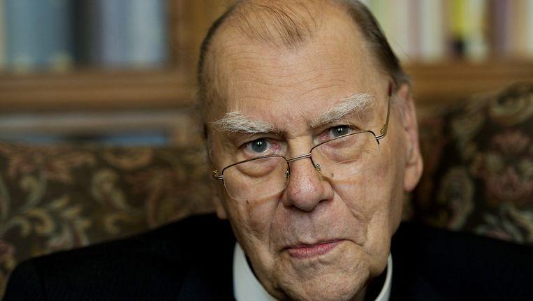 Oud-bisschop Jan Bluyssen Beeld anp