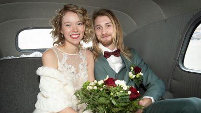 """Maartje Van Neygen trouwde na een verloving van drie weken: """"Als je de ware hebt gevonden, wéét je dat"""""""