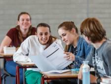 Scholieren Mollerlyceum in Bergen op Zoom doen examen Frans: 'Het was een regelrechte hel'