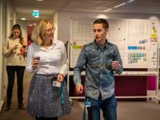 Daan (16) is voor één dag baas van Cito: 'Ik kijk nu heel anders naar het examen'