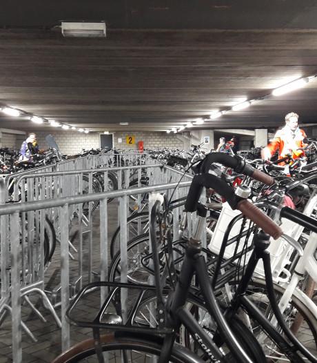 Parkeergarage in Den Bosch krijgt nóg een etage voor fietsers