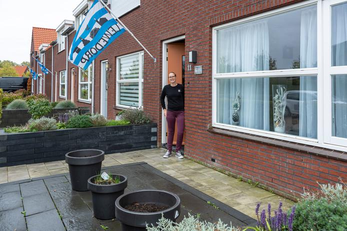 """Thirza van der Does heeft eenvoudigweg geen tijd om te tuinieren: ,,Ik werk zeven dagen per week."""""""