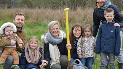 Geboortebos in Broekpark is 220 boompjes rijker