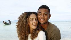 Nu ze hoogzwanger is van zijn kind: 'Temptation Island'-gezicht Morgan legt ruzie met Rodanya bij