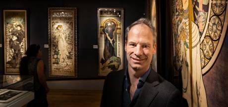 'Mucha' sleept Steendrukmuseum in Valkenswaard door de coronacrisis