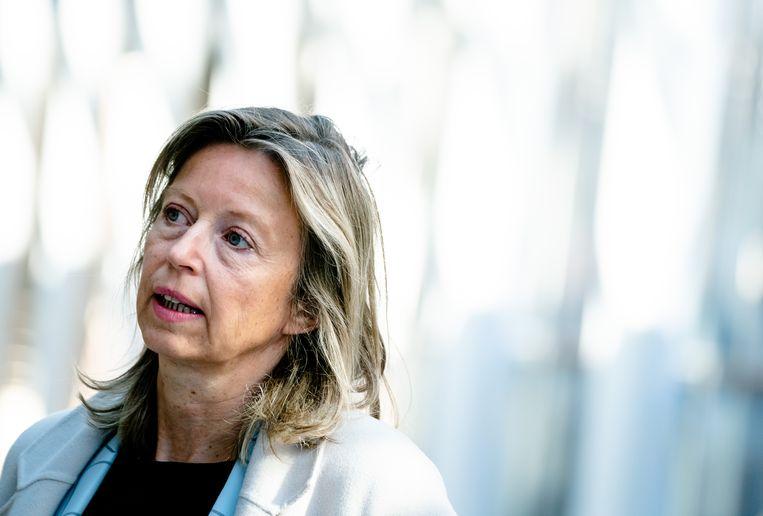Minister Kajsa Ollongren. Beeld ANP