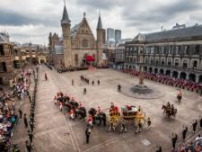Prinsjesdag ondanks renovatie in 2020 waarschijnlijk toch nog in Ridderzaal