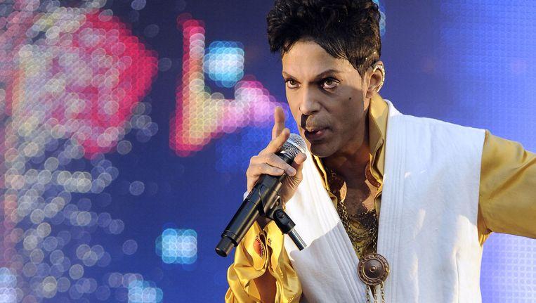 Zanger Prince overleden Beeld anp