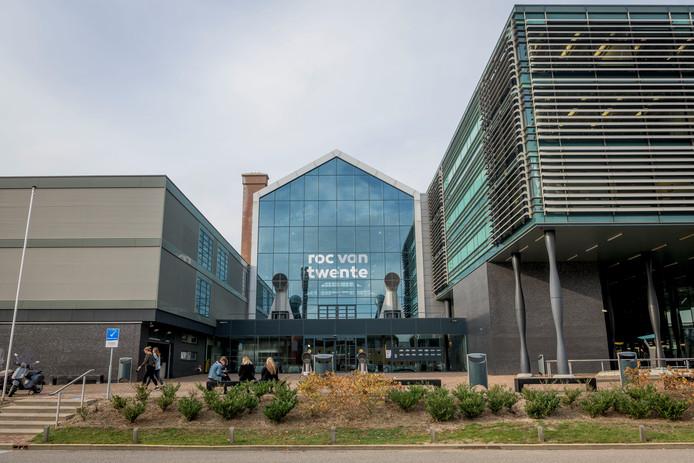De hoofdvestiging van ROC van Twente in Hengelo