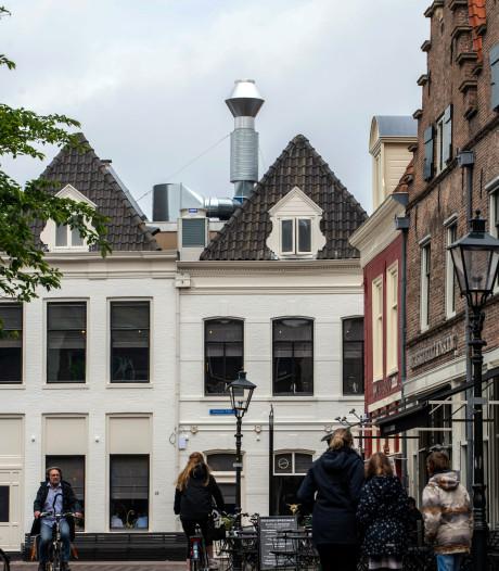 Topkok Boer vraagt vergunning aan voor verplaatsen Joekel van Jonnie op restaurant in Zwolle