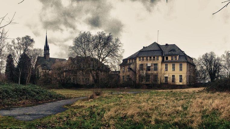 Het nazi-klooster in Duitsland waar Frens van der Sluis fotos maakte