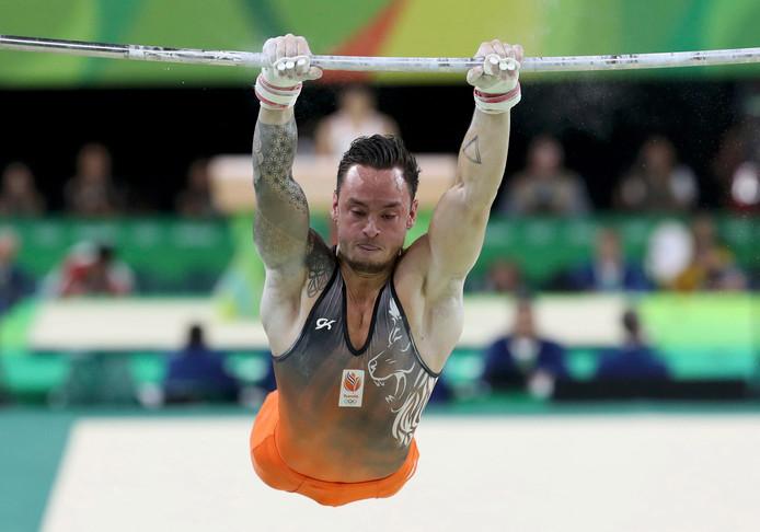 Bart Deurloo in actie in Rio