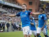 PSV heeft de corner als wapen bij winst op NAC