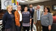 Roemeense leerkrachten op bezoek