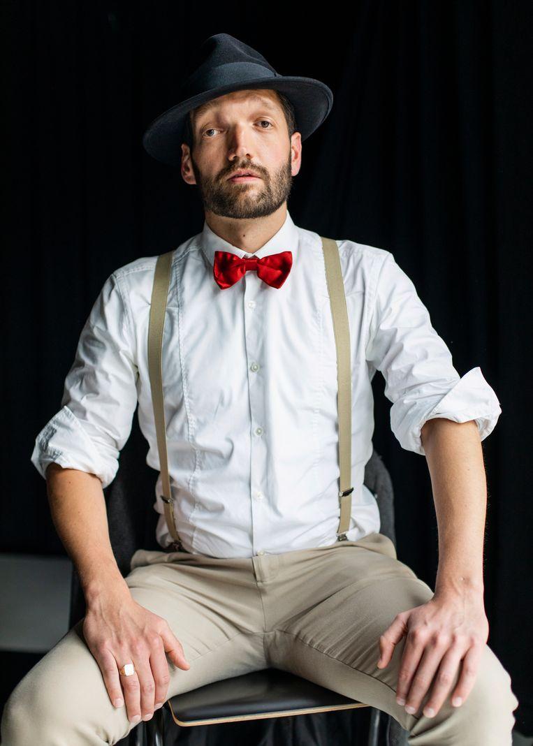 Vincent Bendervoet, Theater de Meervaart Beeld Lin Woldendorp