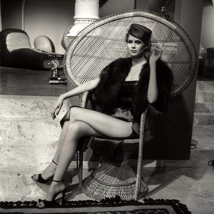 Sylvia Kristel as Emmanuelle